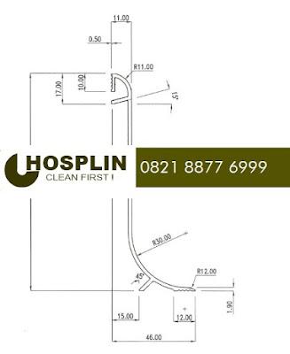 hospital plin, hospital plint, hospital plin di makassar, hospital plint di makassar, radius plin