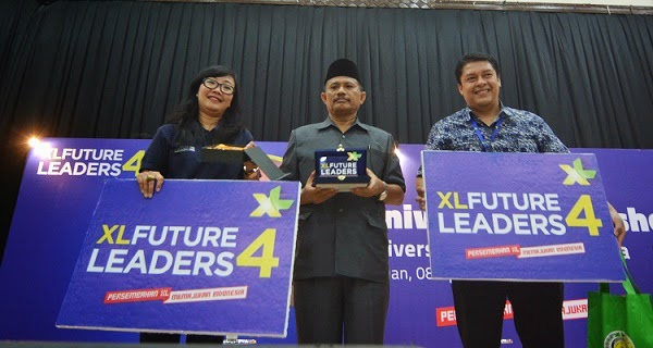 xl future leaders medan