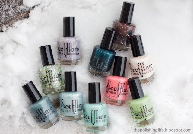 Scofflaw Winter 2014 Collection swatches
