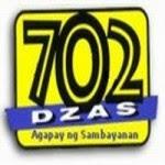 DZAS 702 kHz Metro Manila