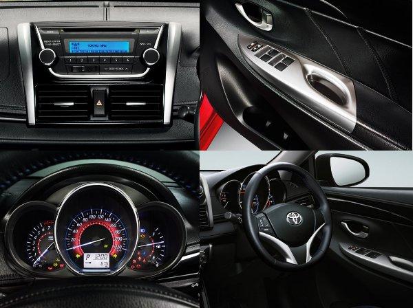 Gambar Sebenar Bahagian Dalam Toyota Vios 2013