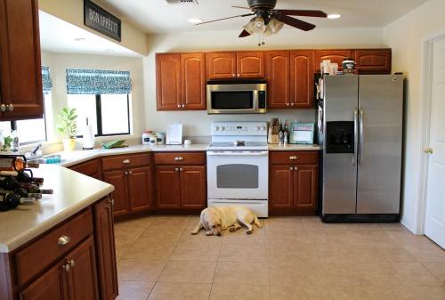 installing kitchen cabinet hardware away she went. Black Bedroom Furniture Sets. Home Design Ideas