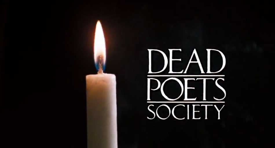 dead poets society film review 516 reviewsordered by: helpfulness 10/10 a powerful antidote to conformism dead poets society is a most underrated film by a most underrated director whose inspiring, uplifting and moral tales firmly grounded in reality are not nearly as appreciated as they should be here, we see one of his very personal and.