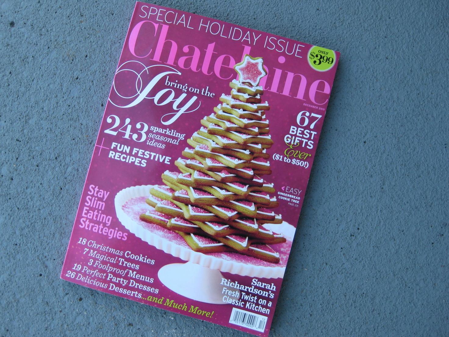 My Handmade Home Josh Teo Was Featured In Chatelaine Magazine
