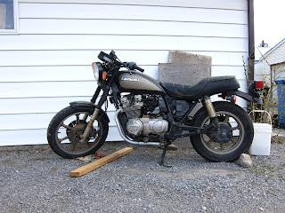 Kawasaki KZ750 Spectre