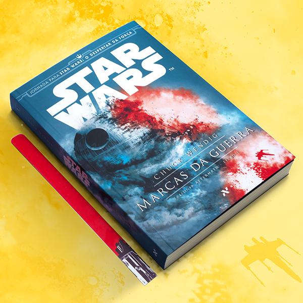 STAR WARS: Marcas da Guerra | Chuck Wendig