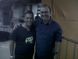 Moisés Di Souza e Maurício Soares (Sony Music)