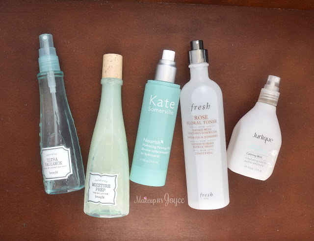 Benefit Ultra Radiance Facial Re-hydrating Mist Review