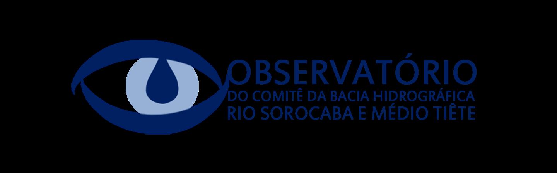 Observatório do Comitê de Bacia Hidrográfica do Rio Sorocaba e Médio Tietê