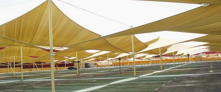 Car Parking Shade Qatar