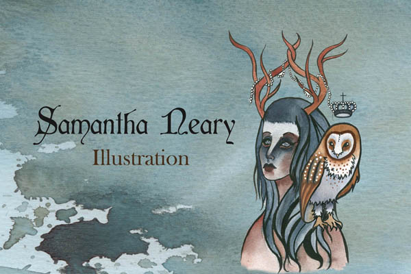 Art of Samantha Neary