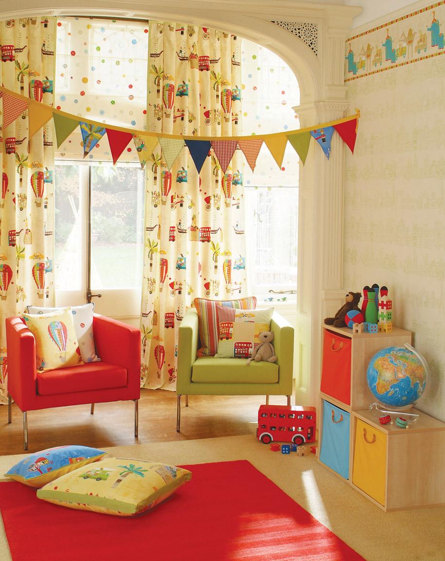The bloom blog интерьер детской комнаты