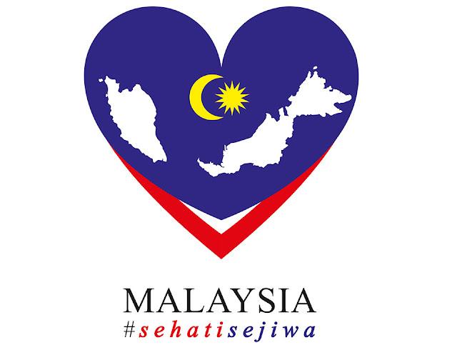 Logo Hari Kemerdekaan 2015 Malaysia
