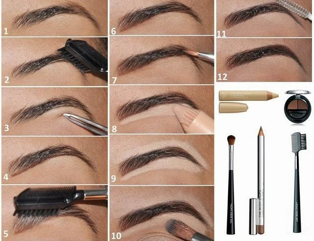 Get Perfect Eyebrow Shape Dashingamrit