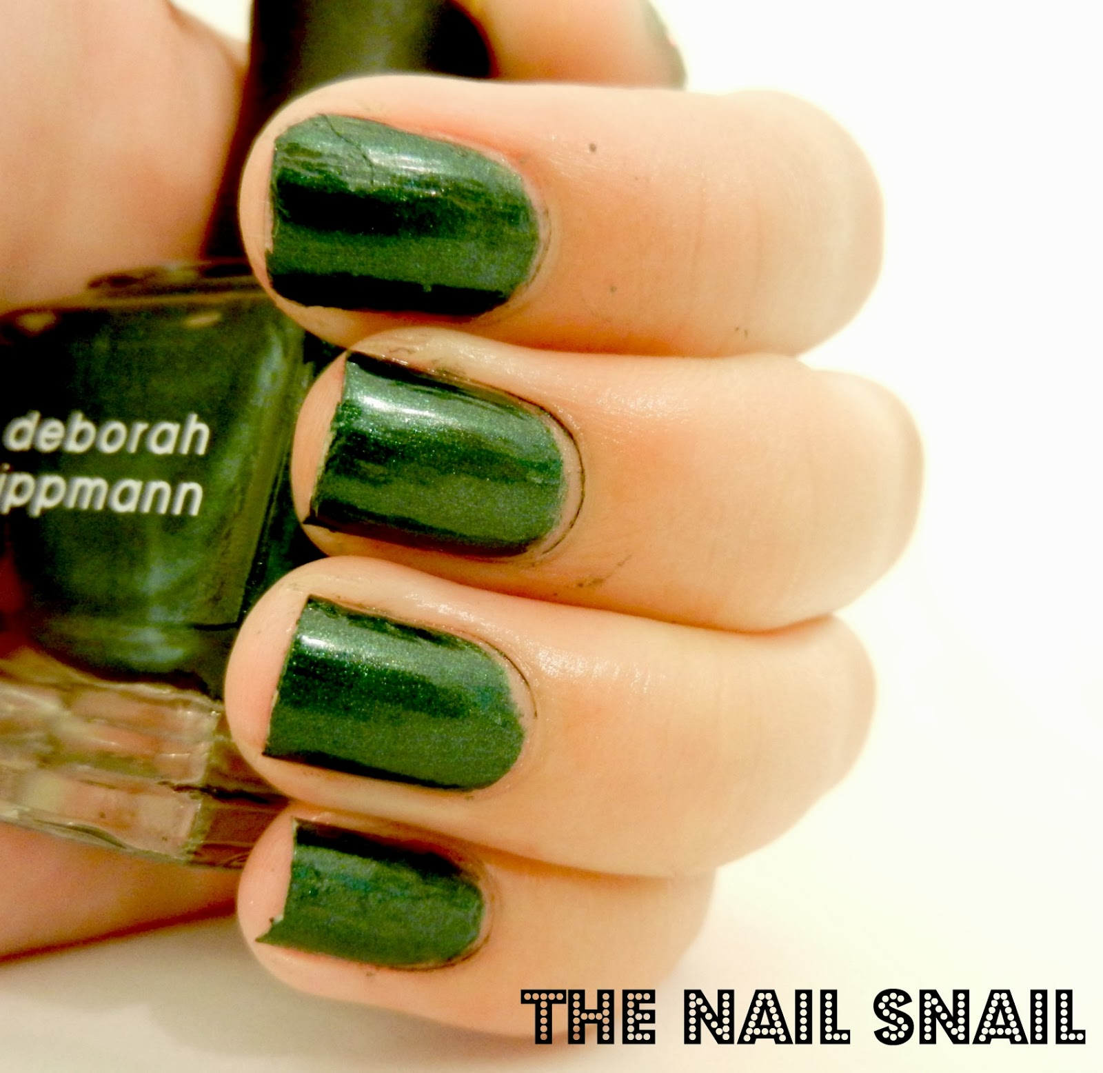 The Nail Snail: September 2013