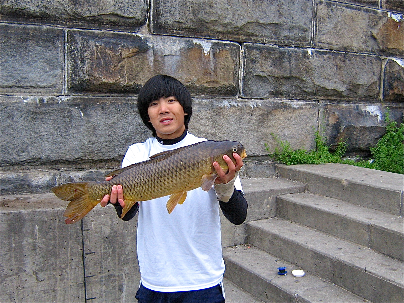 Extreme philly fishing reports mike h fairmount dam pa for Extreme philly fishing