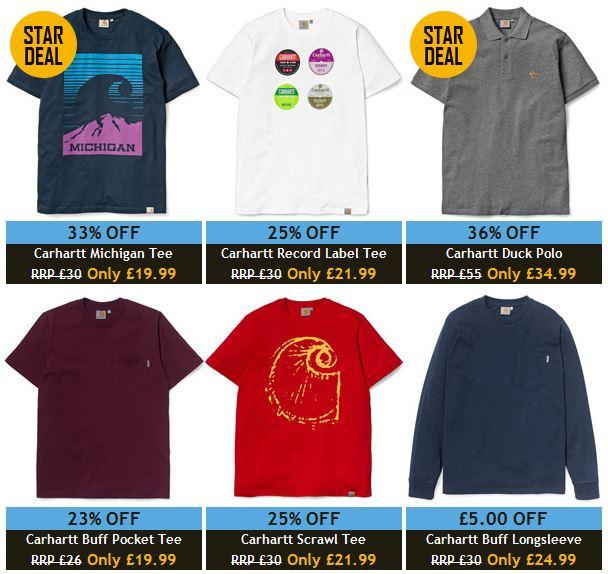 Cheap Carhartt T shirts
