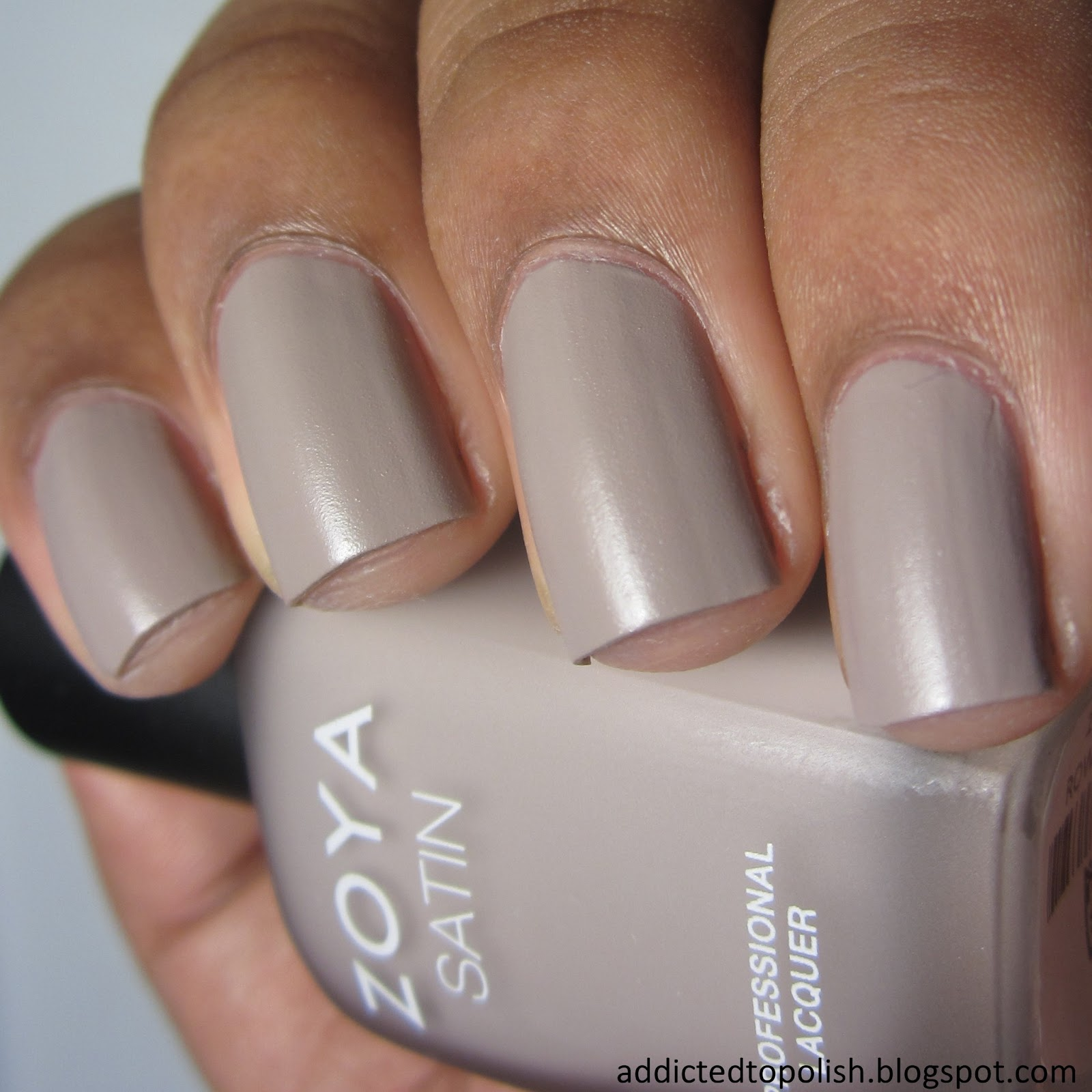 Zoya Rowan Swatches Addicted To Polish