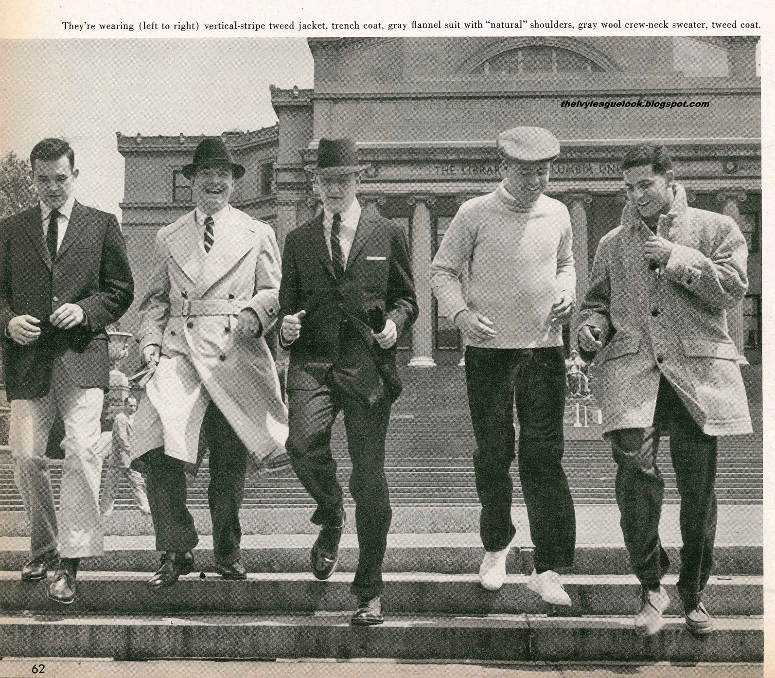 Fashion in the 50s boys 1950s Teen