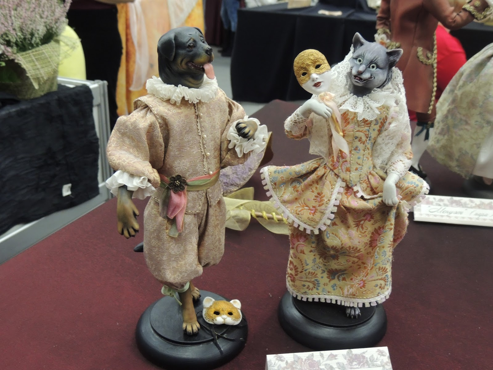 куклы,выставка,тишинка,салон,москва,скульптура