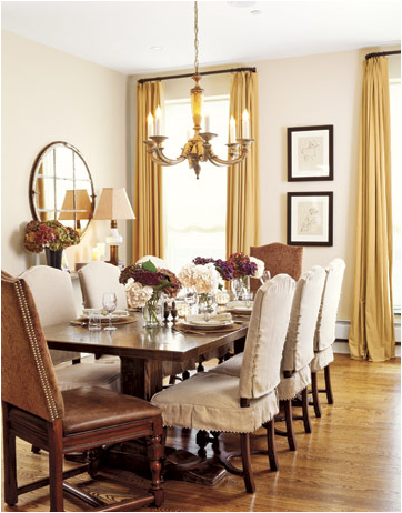Country dining room design ideas room design ideas for Country dining room ideas