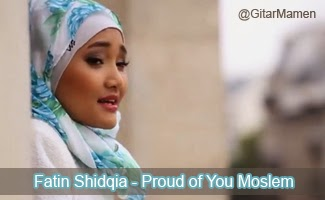 chord fatin proud of you moslem