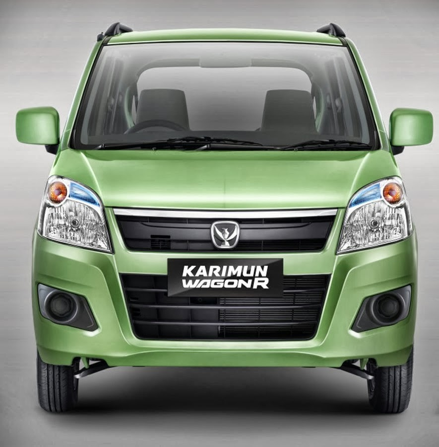 Suzuki Karimun Wagon R | Car Interior Design