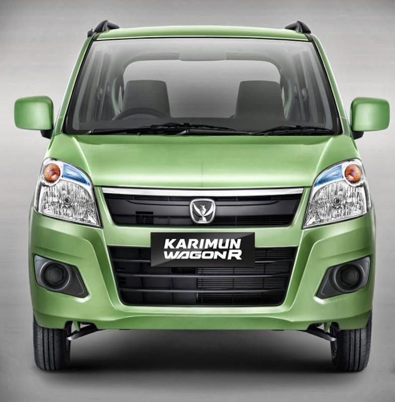 Foto Suzuki Karimun Wagon title=