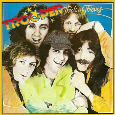 Trooper - Thick As Thieves 1978 (Canada, Melodic Rock/AOR)