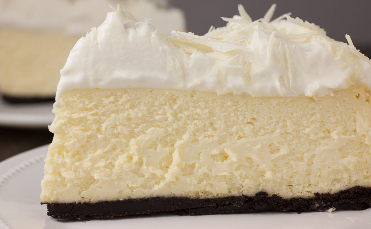 Seattle Pastry Girl: Smoked Coconut Cheesecake
