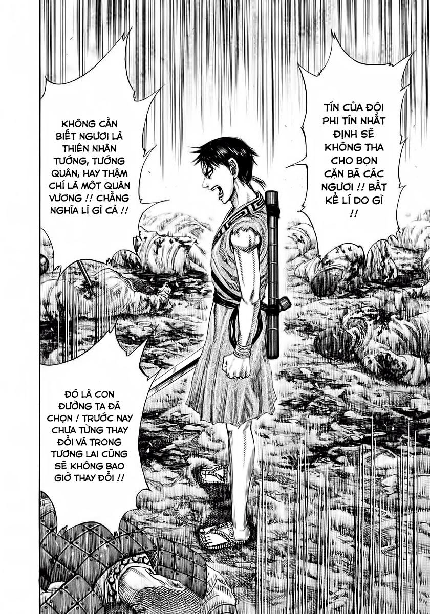 Kingdom – Vương Giả Thiên Hạ (Tổng Hợp) chap 193 page 8 - IZTruyenTranh.com