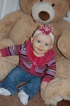 Audrey 6 month