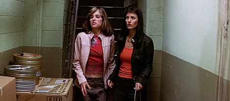 Courtney Cox in Scream 3