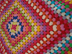 Granny squares free tutorial