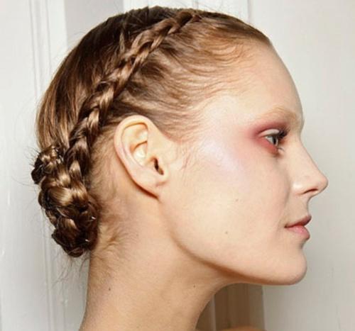 Más de 1000 ideas sobre Penteados Faceis De Fazer en Pinterest