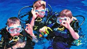 SCUBA SCOOP/latest dive stories: Scuba Diving Programs for Children