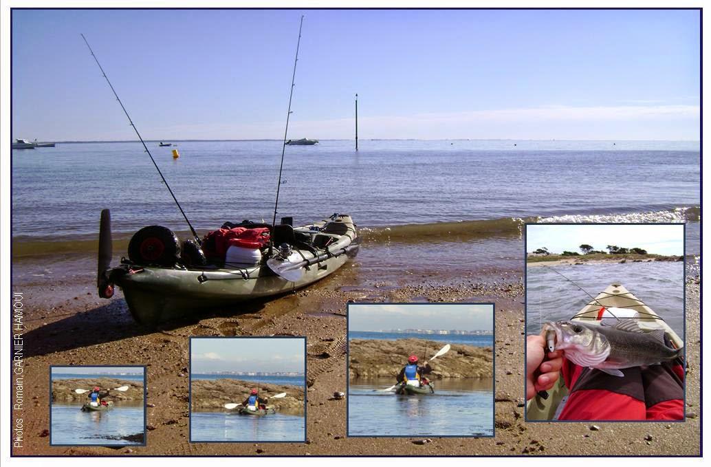 La Boite 224 P 234 Che Noirmoutier Kayak Paddle