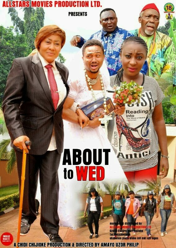 about to wed nigerian movie