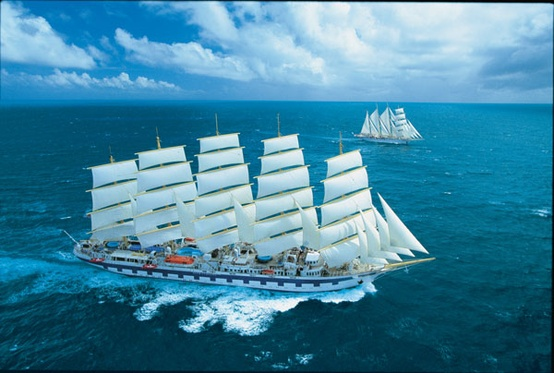 Travel and Leisure: Clipper Ship Vacation