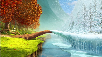 Beautiful Nature Scenery From Disney Movie