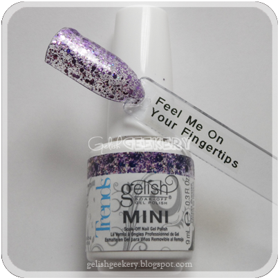 Gelish Trends Swatch: Feel Me On Your Fingertips