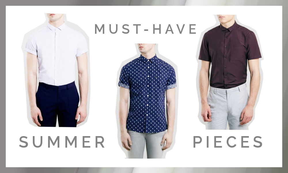 Men's Fashion Summer Guide - Bring back the Iconic