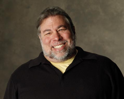 Steve Wozniak Says the iPad is for Normal People