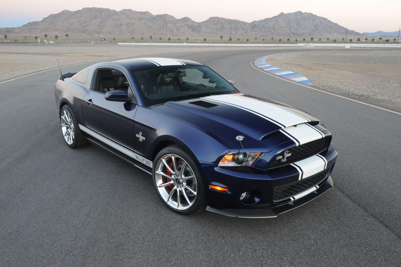Mustang Shelby GT500 Super Snake Wallpaper