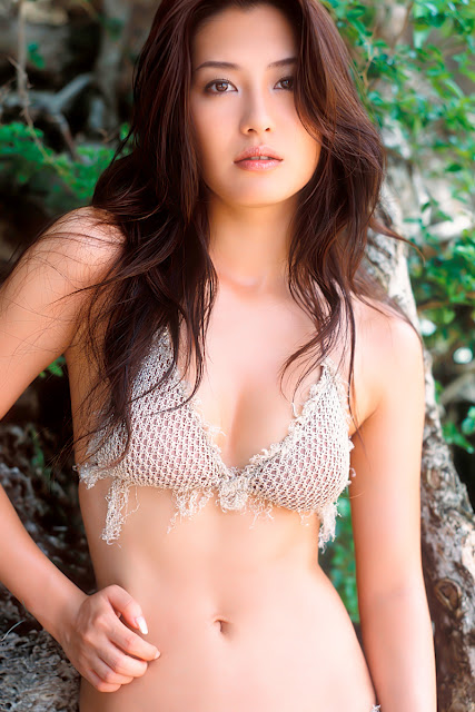 foto seksi model jepang haruna yabuki model jepang gadis cutez