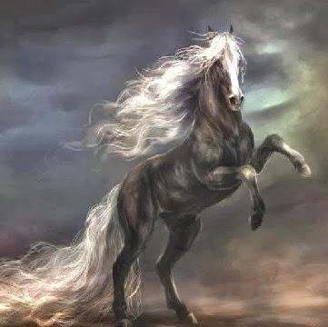 Gambar Lukisan Kuda Galeri Online Khusus Berkelas Ukuran ...