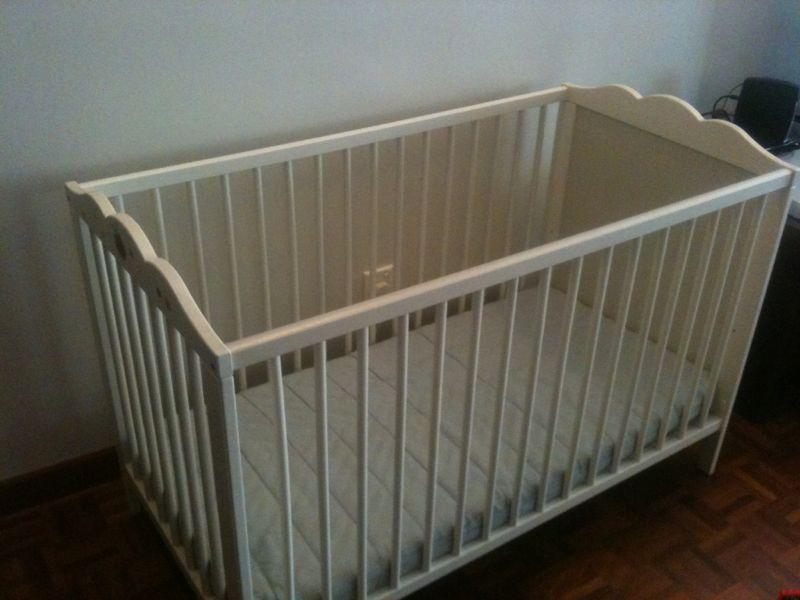 kotak aidit dan airil ikea hensvik baby cot sold to mrs o kelantan. Black Bedroom Furniture Sets. Home Design Ideas