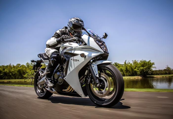 Honda CB CBR 650F Fotos Preços