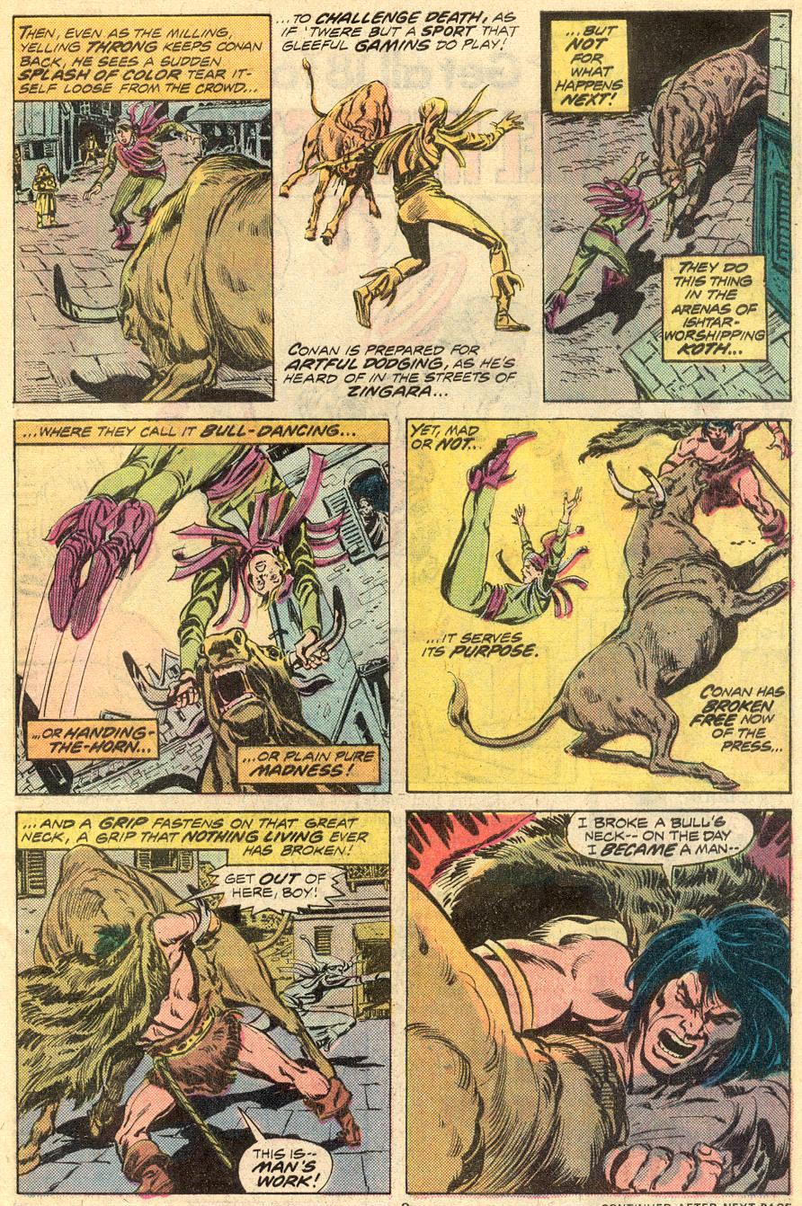 Conan the Barbarian (1970) Issue #52 #64 - English 4