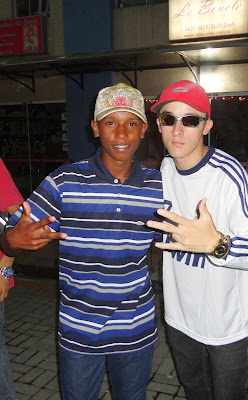MC WILL SP E MC CANARINHO DA ZONA SUL